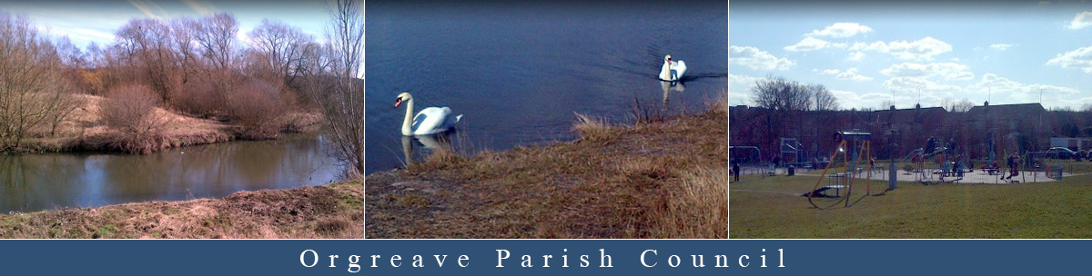 Header Image for Orgreave Parish Council